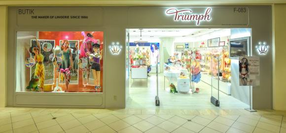 Triumph boutique Mid Valley (3)