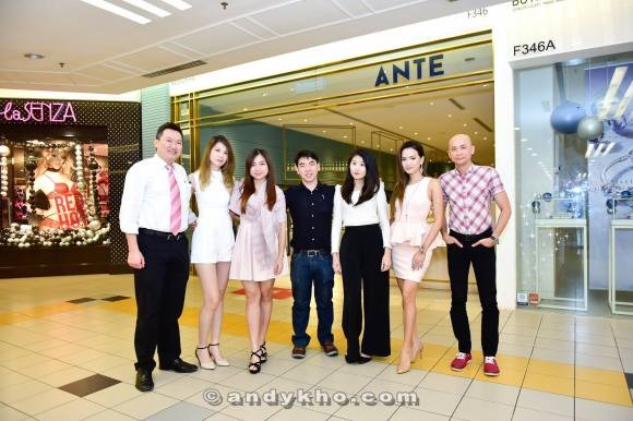 Us with Kevin of ANTE