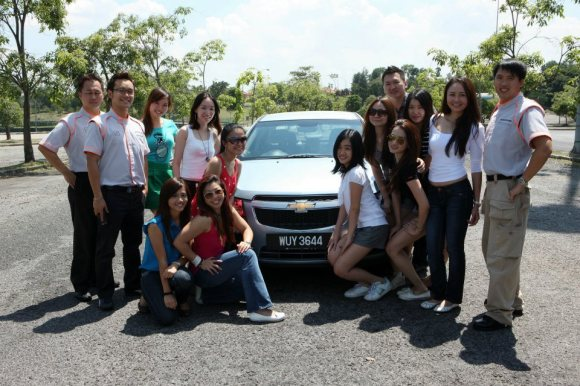 Defensive Driving Course with Chevrolet